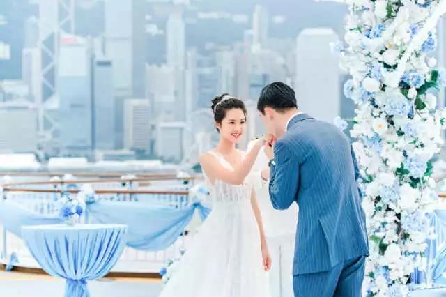 邮轮上的婚礼|只愿将我的特别给予独一无二的你