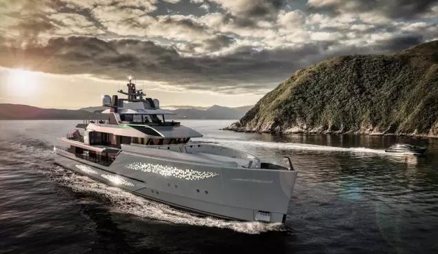 为革新做好准备——47米动力艇Revolution