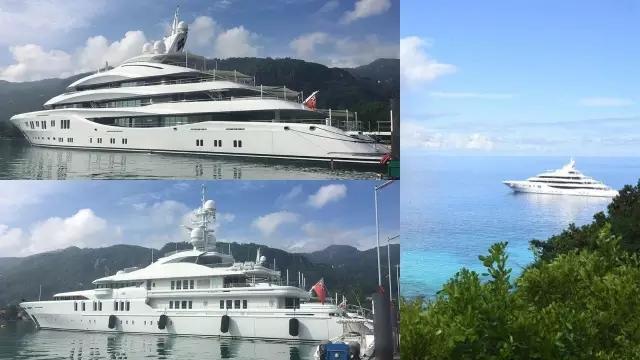 那些热门游艇的近期航程(上)