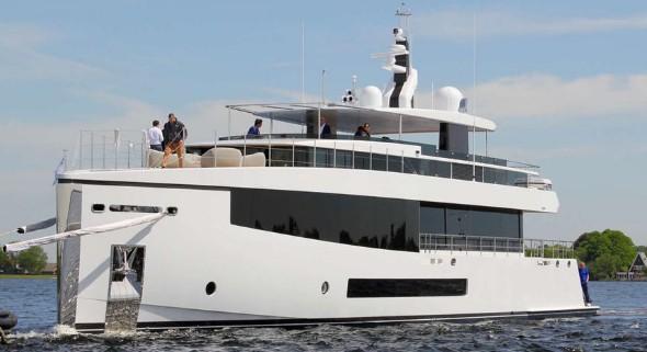 Feadship2017年第二艘新艇发布