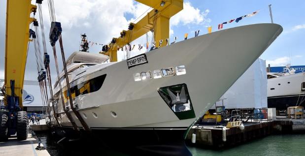 圣劳伦佐游艇发布新艇SimSim发布