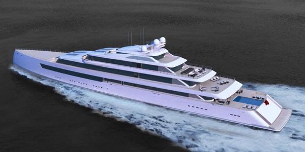 普莱德游艇将参加2015年摩纳哥游艇展