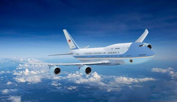 飞机,空军一号,美国总统权力的象征空军一号
