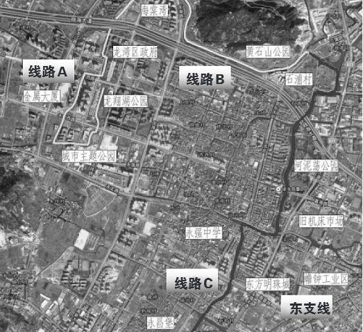 龙湾区永强主塘河计划开通游船航线