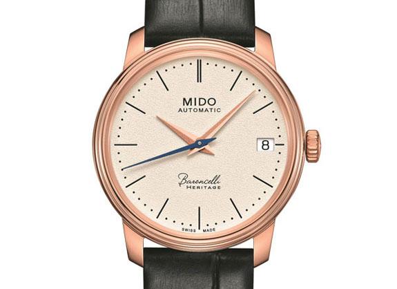 贝伦赛丽系列诞辰40周年 美度表推出纪念款超薄腕表