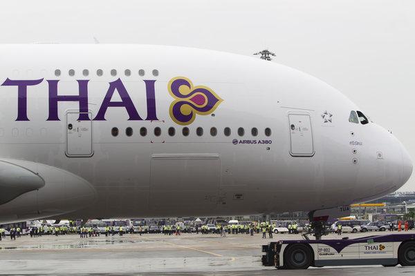 泰国巨型A380客机10月份首飞 舱内豪华舒适