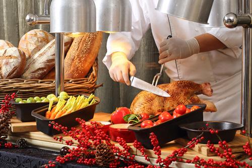 上海外滩华尔道夫酒店推出感恩节美食