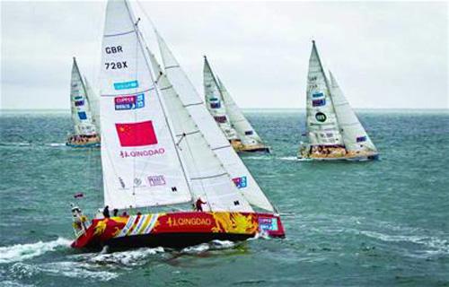 青岛将成为克利伯帆船赛唯一连续8次停靠的城市