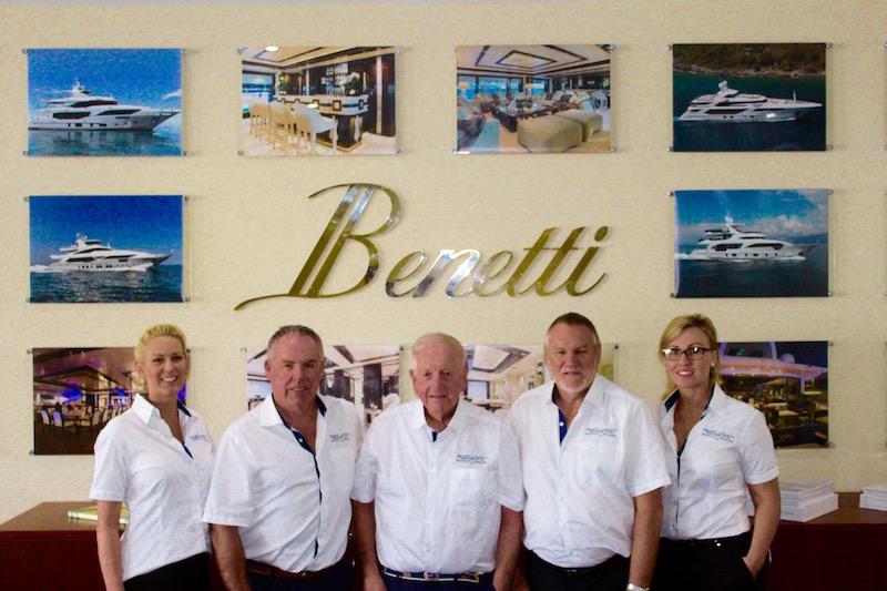 贝尼蒂指定GLI作为在澳大利亚和新西兰的授权经纪公司