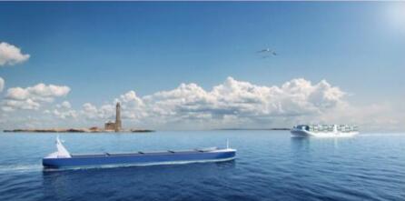 丹麦正在研发无人驾驶船