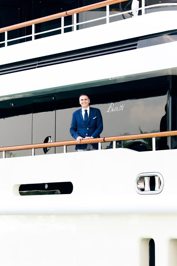 贝尼蒂,耐心和努力成就未来 访贝尼蒂亚洲总经理Nizar Tagi