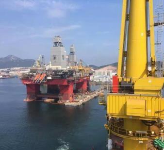 船东,深水钻井平台,13亿美元平台不要了!真正船东浮出水面