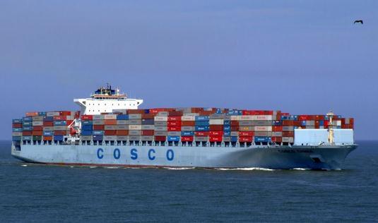 中远海运,船舶租赁,中远海运集团计划成立新的船舶租赁公司