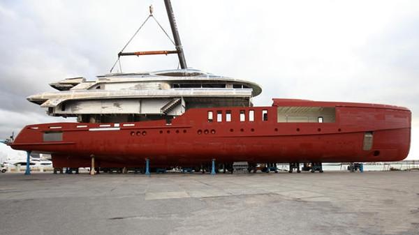 贝尼蒂船厂63米超级游艇项目筹备建设