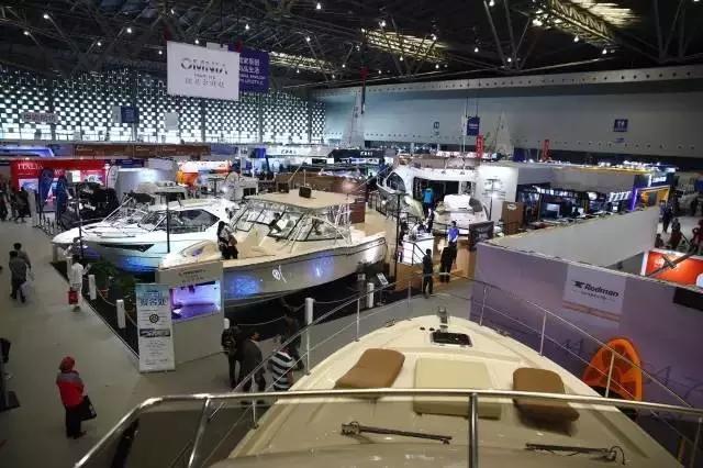2017上海国际游艇展蓄势待发