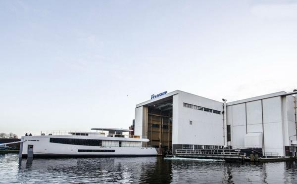 Feadship Lagoon Cruiser系列新年首发