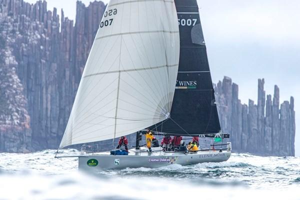 悉尼霍巴特帆船赛