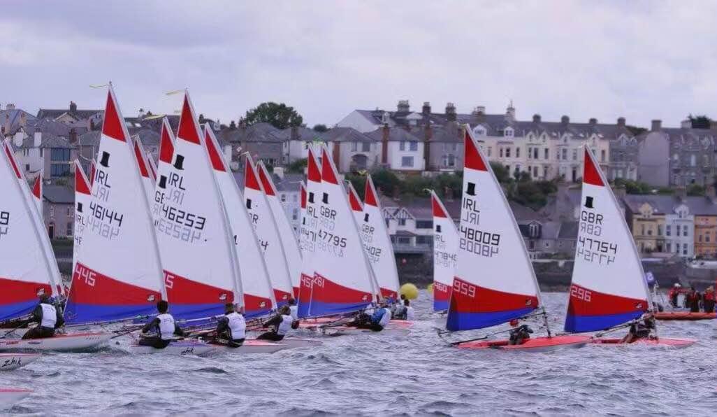 帆动2016 走向国际的中国航海人!