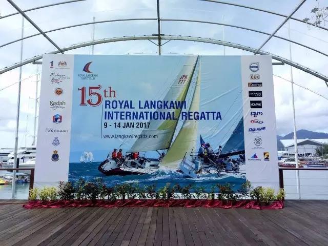 兰卡威帆船赛|在美丽的岛上尽情享受比赛!