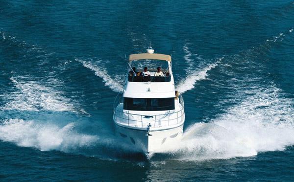 游艇入门 游艇特定对应的航区范围
