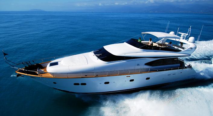 私人游艇怎么做到节省燃油?