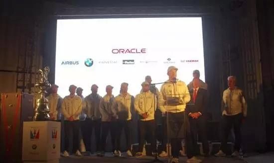 空客将助力甲骨文美国帆船队卫冕美洲杯