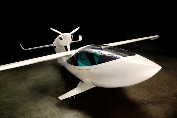 AKOYA轻型水陆两栖滑翔飞机