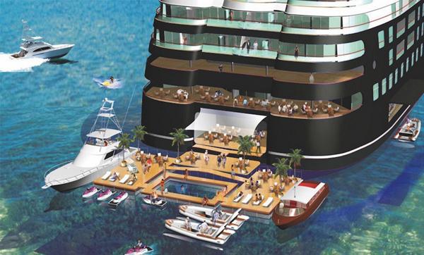 Quintessentially One——未来的理想海上家园