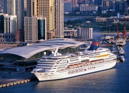 厦门将大幅增强邮轮母港接待能力