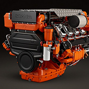船用发动机