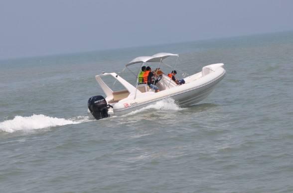 充气游艇的日常简单保养
