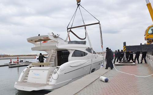 游艇保养之制定计划及实施