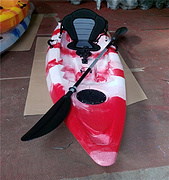单人皮划艇