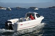 伟勒游艇:欧洲进口钓鱼艇Cuddy 19