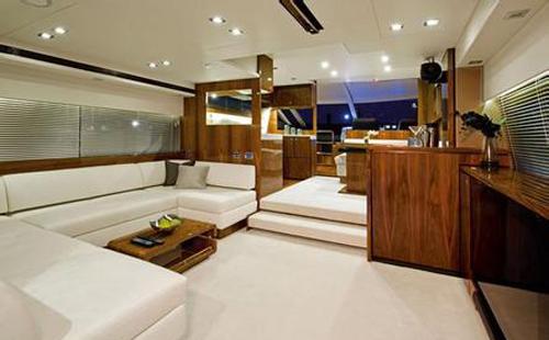 游艇室内光源分类