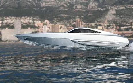 一般快艇的时速大约是多少?