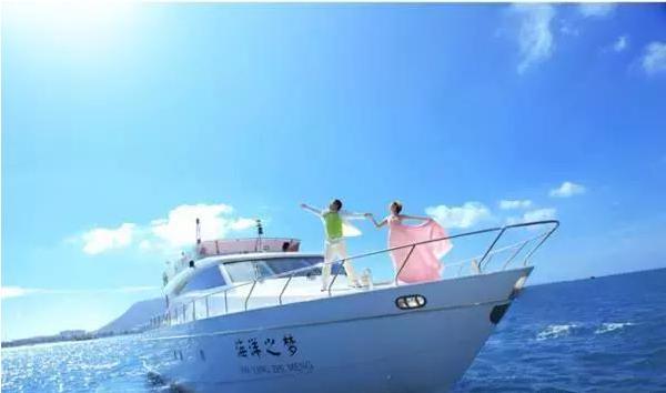 包租一条国产游艇3小时多少钱?