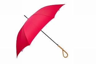 精品商务雨伞(玫红)