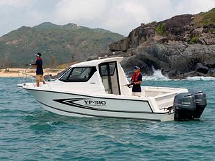 雅马哈YAMAHA YF-310休闲钓鱼艇