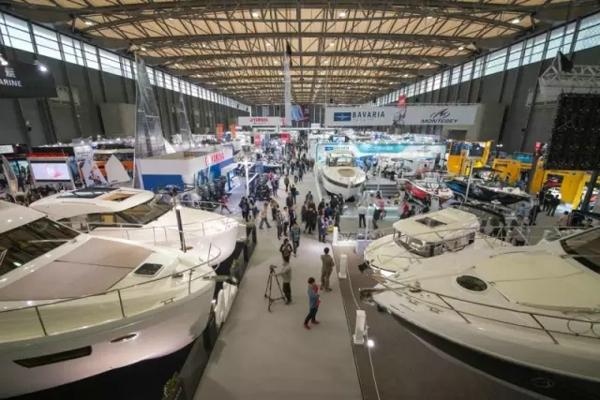滨水休闲需求上扬 游艇全产业链回暖 2017上海国际游艇展圆满落幕!