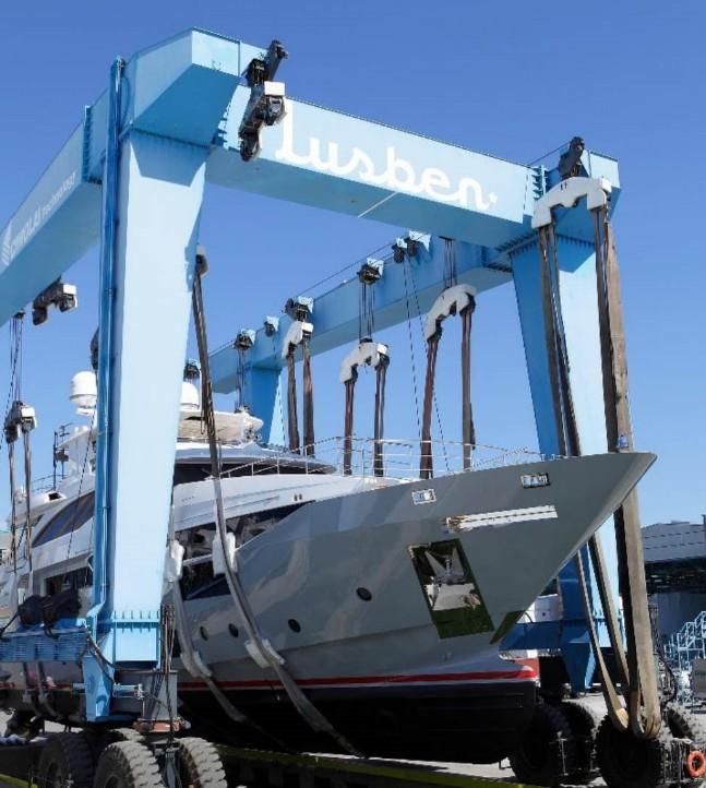 贝尼蒂近日发布新艇 并于下个月交付其船东