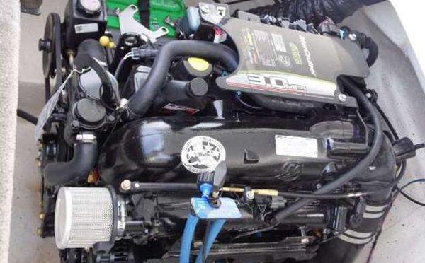 游艇发动机的油钙怎么处理?