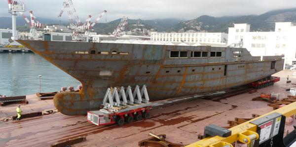 Tankoa揭开S701超级游艇神秘面纱
