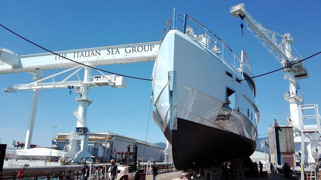 意大利海洋集团发布Impero游艇Sage