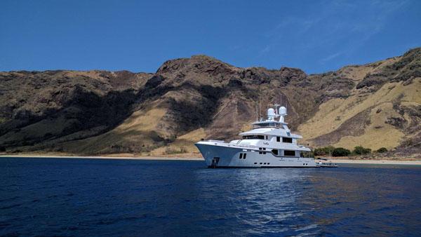 29.56米探险游艇Vivierae已交付