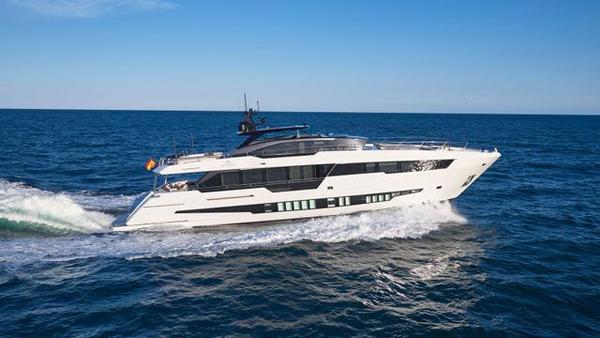 西班牙造船厂Astondoa推出Astondoa 100 Century