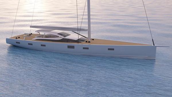 Baltic 112定制帆船开始建造  预计2019年春季发布日期