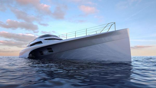 Design Unlimited发布最新概念游艇 MC155细节