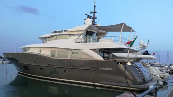 第二艘Filippetti Navetta 26游艇发布 并命名为Maxima