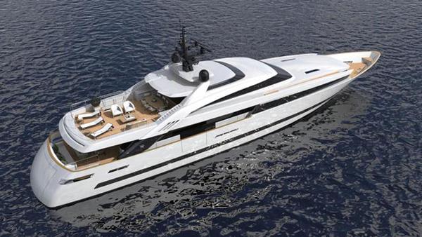 意大利ISA游艇公司宣布已出售其ISA Alloy 43游艇项目